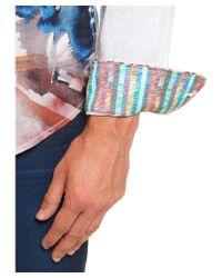 Robert Graham - Multicolor Arizona Evening Linen Classic Fit Woven Shirt for Men - Lyst
