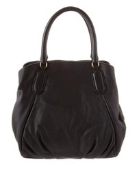 Marc By Marc Jacobs - Black New Q Fran Leather Tote - Lyst