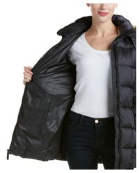 Marc New York - Gray Maddy Metallic Down Jacket - Lyst