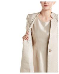 Kasper - Yellow Jacket & Dress Suit - Lyst