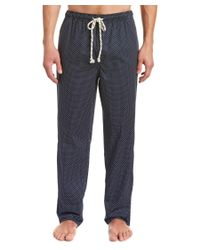 Kenneth Cole | Blue Woven Pant for Men | Lyst