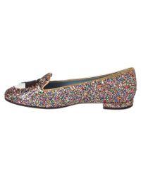 Chiara Ferragni - Multicolor Flirting Glitter Slipper - Lyst