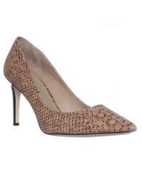 Via Spiga - Brown Carola Classic Pump Heels - Natural - Lyst