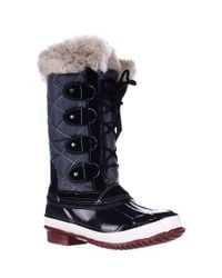 Khombu - Gray Melanie Winter & Cold Weather Boots - Lyst