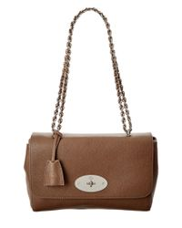 Mulberry | Multicolor Medium Lily Classic Grain Leather Shoulder Bag | Lyst