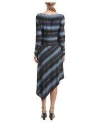 BCBGMAXAZRIA - Multicolor Peighton Midi Dress - Lyst