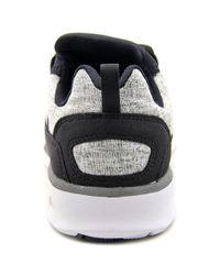 DC Shoes - Heathrow Se Women Round Toe Canvas Black Skate Shoe - Lyst