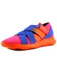 Kane Harper Sneakers Toe Lyst Christopher Round Synthetic 6Sx6Uq