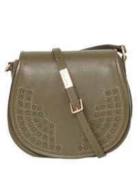 Foley + Corinna - Multicolor Foley & Corinna Leather Stevie Saddle Bag - Lyst