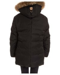 Mackage - Men's Black Cotton Down Jacket for Men - Lyst