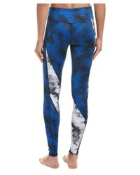 PUMA - Blue Clash Tight - Lyst