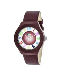 Crayo - Purple Men's Atomic Quartz Watch for Men - Lyst