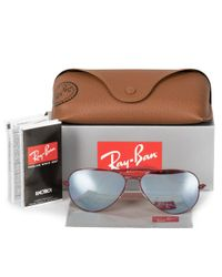 Ray-Ban - Multicolor Aviator Sunglasses Rb3558 9017b5 58 - Lyst