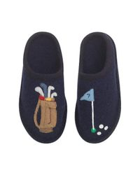 Haflinger - Blue Unisex Golf for Men - Lyst