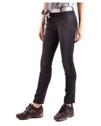 Jacob Cohen - Men's Black Cotton Jeans for Men - Lyst