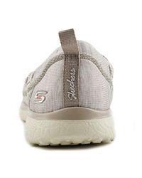 Skechers - Multicolor Microburst Topnotch Women Round Toe Synthetic Walking Shoe - Lyst