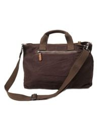 The Same Direction - Multicolor Hidden Woods Canvas Tote for Men - Lyst