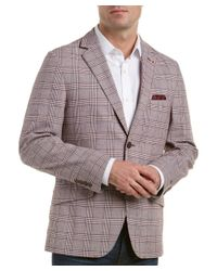 Ben Sherman - Multicolor Slim Fit Sport Coat for Men - Lyst