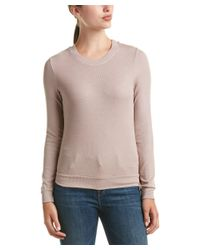 Michael Stars - Multicolor Ribbed Pullover - Lyst