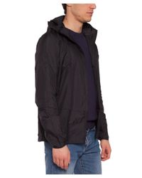 Patagonia - Men's Black Polyester Outerwear Jacket for Men - Lyst