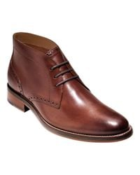 Cole Haan - Brown Men's Madison Ii Chukka Boot for Men - Lyst