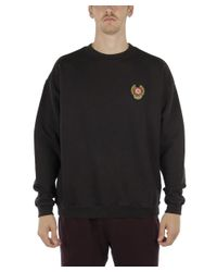 Yeezy - Men's Black Cotton Sweatshirt for Men - Lyst