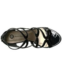 Michael Antonio - Black Women's Riot-pat Dress Sandal - Lyst