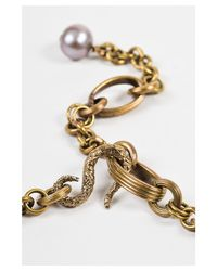Stephen Dweck - Metallic 1 Bronze Pearl Smoky Quartz Multi Strand Statement Necklace - Lyst