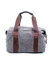 The Same Direction - Gray Valley Oak Weekender for Men - Lyst