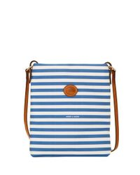 Dooney & Bourke - Sullivan Small Dani Crossbody (blue) Cross Body Handbags - Lyst