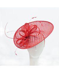 Giovannio - Red Womens Dress Or Derby Hat - Lyst