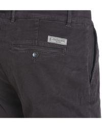 Jeckerson - Men's Brown Cotton Pants for Men - Lyst