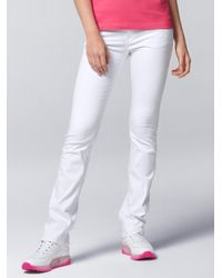 Bogner - White Shaping Jeans Grace - Lyst