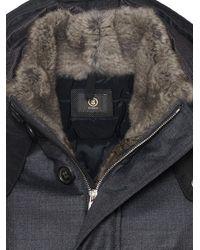 Bogner - Multicolor New Wool Parka Bradly for Men - Lyst