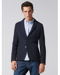 Bogner - Blue Sports Coat Robin for Men - Lyst