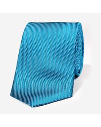 Bonobos - Blue Silk Necktie for Men - Lyst