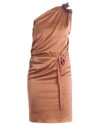 Day Birger et Mikkelsen | Pink Fluenta Dress | Lyst
