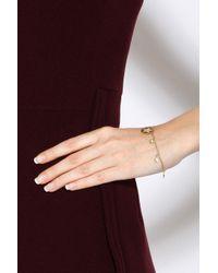 Carolina Bucci - Metallic Lucky Diamonds Star Bracelet - Lyst