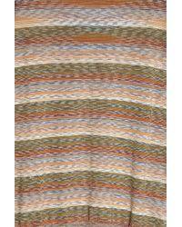 Missoni - Natural Striped Sweater - Lyst
