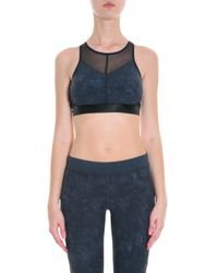 Monreal London - Gray Energy Sports Bra - Lyst