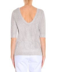 Missoni - Metallic Lurex Basic Knit - Lyst