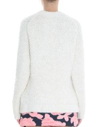 Paul & Joe - White X Ella Rose Richards Chunky Knit Sweater - Lyst