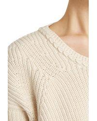 Paul & Joe - White Neron Sweater - Lyst