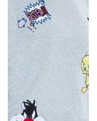 Paul & Joe - Gray Looney Tunes Sweater - Lyst