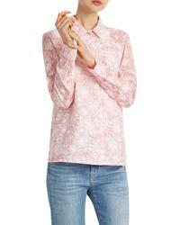 Paul & Joe - Pink Printemps Shirt - Lyst