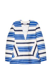 Paul & Joe - Paul And Joe Sister Deck Chair Blue Stripe Jacket - Lyst