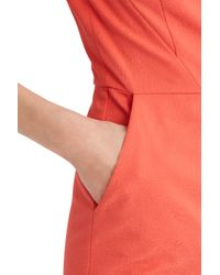 Paul & Joe - Red Apero Dress - Lyst