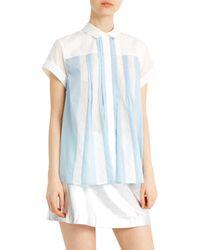 Paul & Joe - White Louison Shirt - Lyst