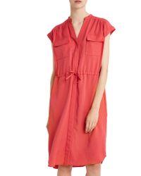 Paul & Joe - Red Filament Dress - Lyst