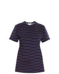 Paul & Joe - Blue Grandvoil T-shirt - Lyst